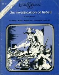 Investigation of Hydell