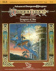 AD&D DL8 - Dragons of War 9141