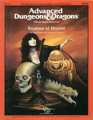 AD&D S1-4 - Realms of Horror 9209