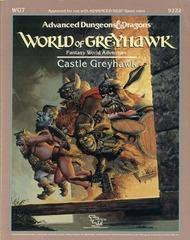 AD&D WG7 - Castle Greyhawk 9222 SC