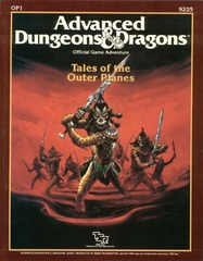 AD&D - OP1 - Tales of the Outer Planes 9225