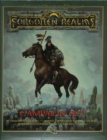 Forgotten Realms Campaign Set