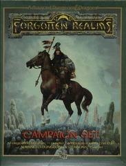 AD&D Forgotten Realms Campaign Set 1031