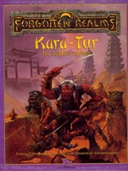 Forgotten Realms - Kara-Tur The Eastern Realms 1032