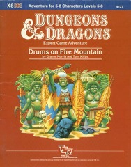 Drums on Fire Mountain