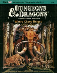 Where Chaos Reigns