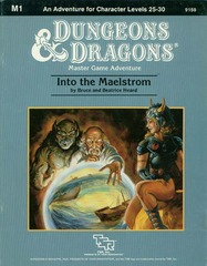 D&D M1 - Into the Maelstrom 9159
