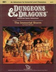 The Immortal Storm