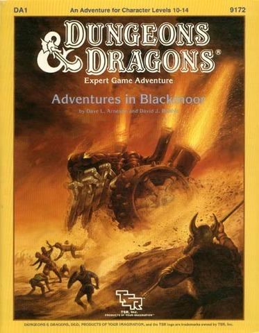 Adventures in Blackmoor