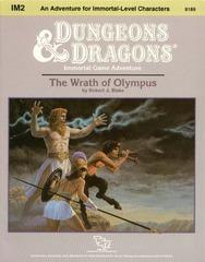 The Wrath of Olympus