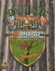 Birthright - Player's Secrets of Talinie 3109