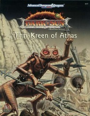 AD&D 2E Dark Sun Thri-Kreen of Athas SC 2437