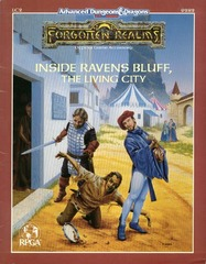 AD&D 2e LC2 - Inside Ravens Bluff, the Living City 9282