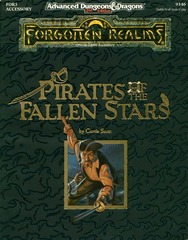 AD&D 2e FOR3 - Pirates of the Fallen Stars 9346