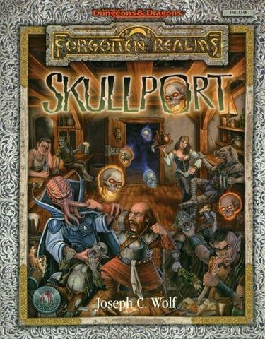 AD&D(2e) - Skullport 11348