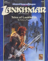 AD&D(2e) LNR2 - Tales of Lankhmar 9329