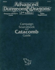 AD&D(2e) DMGR1 - Campaign Sourcebook & Catacomb Guide 2112