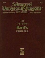 The Complete Bard's Handbook