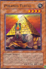 Pyramid Turtle - PGD-026 - Rare - 1st Edition