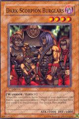 Dark Scorpion Burglars - PGD-028 - Common - 1st Edition