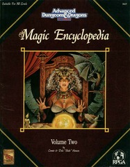 AD&D 2E - Magic Encyclopedia, Volume 2 9421
