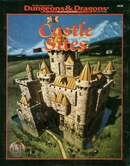AD&D - Castle Sites 9479