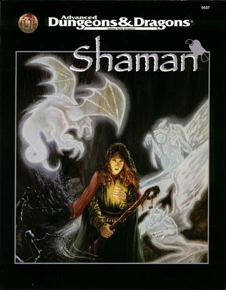 AD&D - Shaman 9507