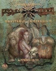 Planescape - Monstrous Compendium Appendix II - AD&D 2E