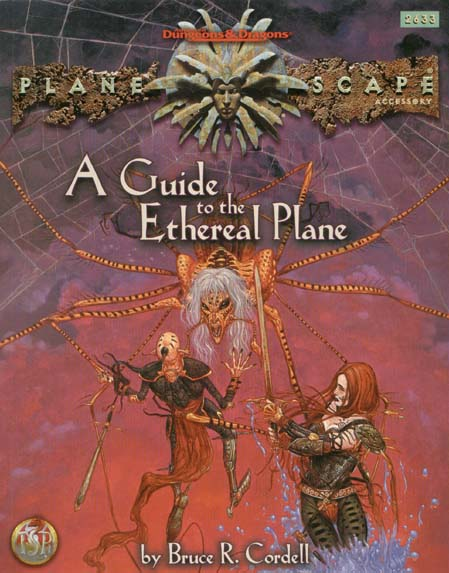 D&D Planescape Guide to the Ethereal Plane