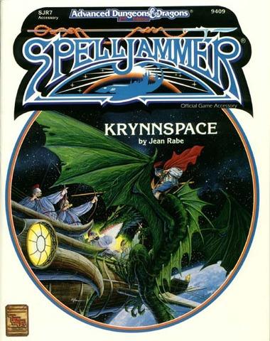 AD&D(2e) Spelljammer - Krynnspace 9409