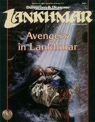 Avengers of Lankhmar