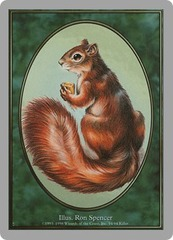 Squirrel Token (Unglued)