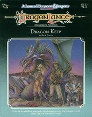AD&D(2e) DLE3 - Dragon Keep 9245