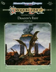 AD&D(2e) DLA3 - Dragon's Rest 9294