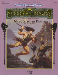 AD&D 2e FA2 - Nightmare Keep 9341