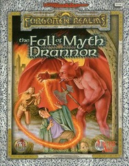 The Fall of Myth Drannor