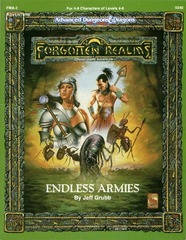 AD&D 2e FMA2 - Endless Armies 9340
