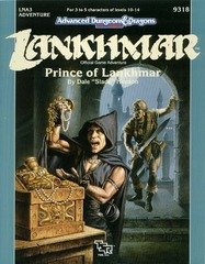 AD&D(2e) LNA3 - Prince of Lankhmar 9318