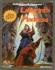 AD&D - Labyrinth of Madness 9503