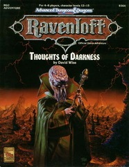 Ravenloft RQ2 - Thoughts of Darkness 9364
