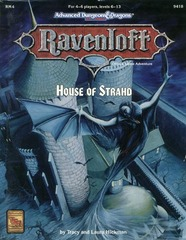 Ravenloft - House of Strahd 9418