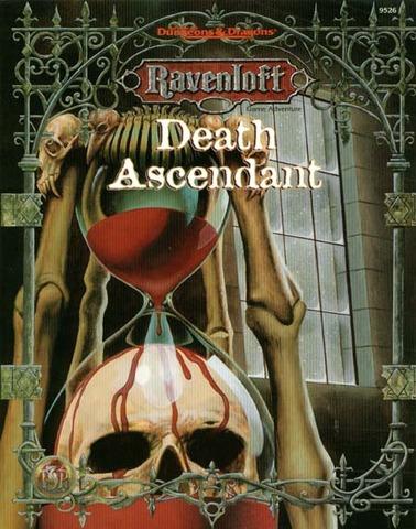 Ravenloft - Death Ascendant 9526