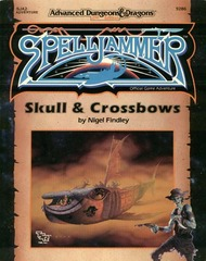 AD&D(2e) Spelljammer - Skull & Crossbow 9286