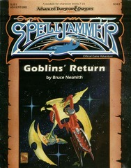 AD&D(2e) SJS1 - Goblins' Return 9343