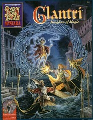 AD&D(2e) Mystara - Glantri Kingdom of Magic Box Set