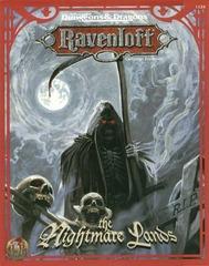 Ravenloft - Nightmare Lands 1124 Box Set