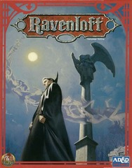 Ravenloft 1108 Box Set (2nd Edition)