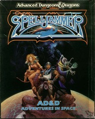 AD&D(2e) - Spelljammer Adventures in Space 1049