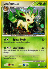 Leafeon - 24/100 - Holo Rare Forest Force Theme Deck Exclusive