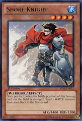 Shore Knight - ABYR-EN032 - Rare - Unlimited Edition